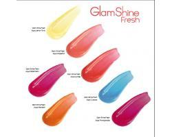Gloss L'Oreal Glam Shine Fresh - Aqua Lemon Tonic